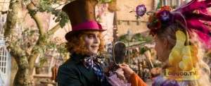 Кадр из Алиса в Зазеркалье