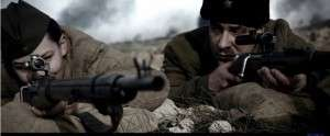 Кадр из Битва за Севастополь
