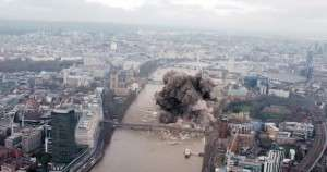 Кадр из Падение Лондона