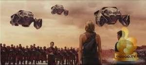 Кадр из Дивергент 3: За стеной