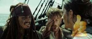 Кадр из Пираты Карибского моря 2: Сундук мертвеца