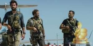 Кадр из 13 часов: Тайные солдаты Бенгази