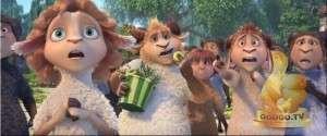 Кадр из Волки и овцы: бе-е-е-зумное превращение