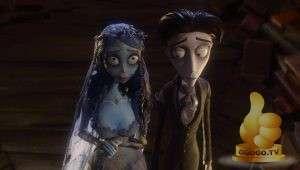 Кадры из Труп невесты (2005)
