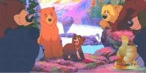 Кадр из Братец медвежонок