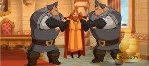Кадр из Три богатыря: Ход конем