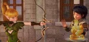 Кадр из Гнездо дракона