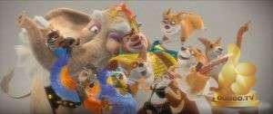 Кадр из Мишки Буни: Тайна цирка