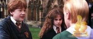 Кадр из Гарри Поттер и Тайная комната