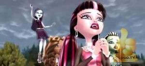 Кадры из Школа монстров: Классные девчонки (2012)