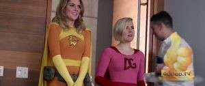 Кадр из Суперженщины