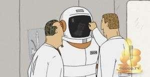 Кадр из Мы не можем жить без космоса