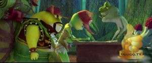Кадр из Принцесса-лягушка