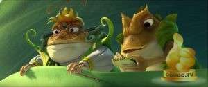 Кадр из Принцесса-лягушка (2016)