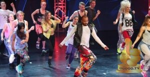 Кадр из Танцы