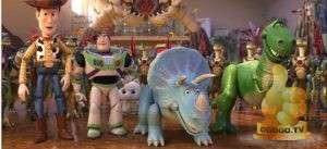 Кадр из История игрушек, забытая временем