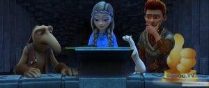 Кадры из Снежная королева 3: Огонь и лед (2016)