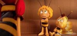 Кадр из Пчелка Майя