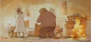 Кадр из Эрнест и Селестина: Приключения мышки и медведя