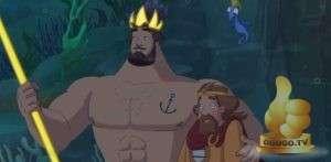 Кадр из Три богатыря и Морской царь