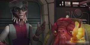 Кадр из Звездные войны: Повстанцы