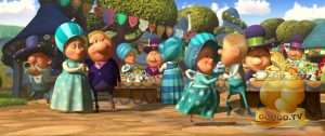 Кадр из Урфин Джюс и его деревянные солдаты