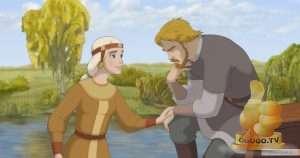 Кадр из Сказ о Петре и Февронии