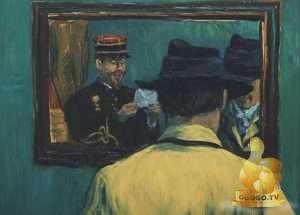 Кадр из Ван Гог. С любовью, Винсент