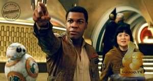Кадр из Звёздные войны: Последние джедаи