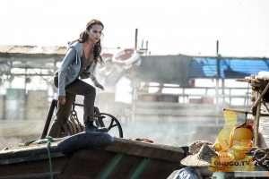 Кадр из Tomb Raider: Лара Крофт